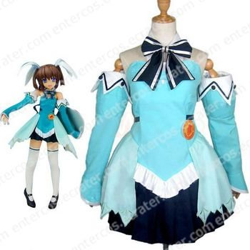 Welcome to Pia Carrot 3 Floral Mint Type Halloween Cosplay Costume any size
