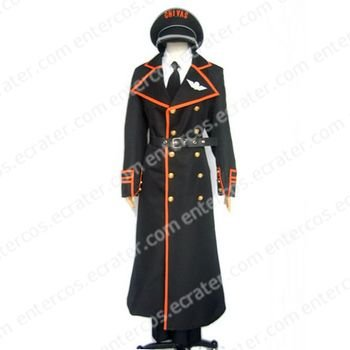 Anime Cosplay Costume 2 any size