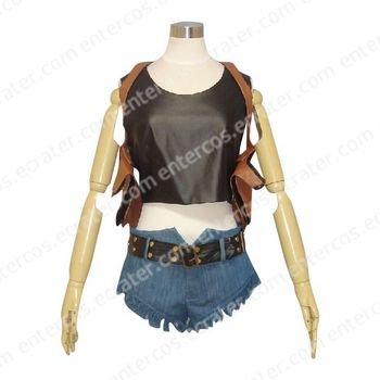 Black Lagoon Revy Cosplay Costume any size