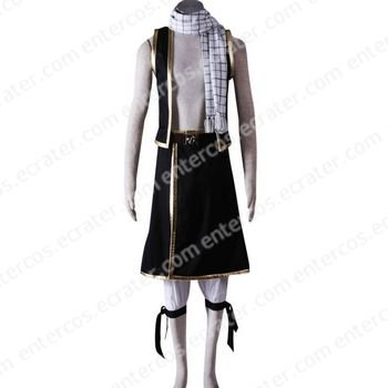 Fairy Tail Natsu Cosplay Costume any size