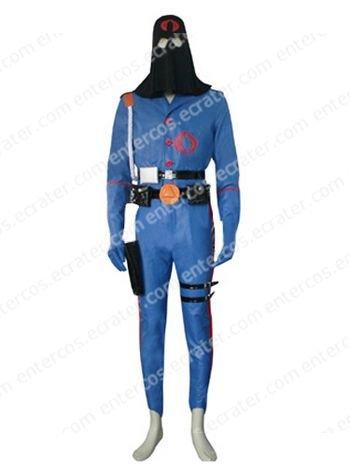 G.I. Joe Cobra Commander Cosplay Costume  any size