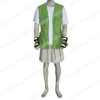 Get Backers Amano Ginji Cosplay Costume  any size