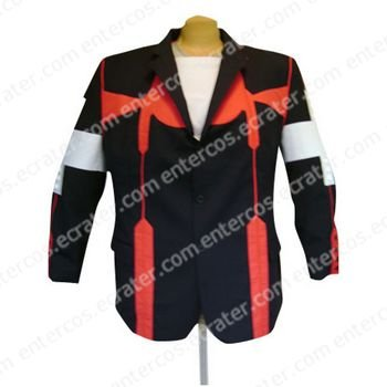 Gungrave Brandon Heat Cosplay Costume any size