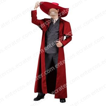 Hellsing Alucard Cosplay Costume any size