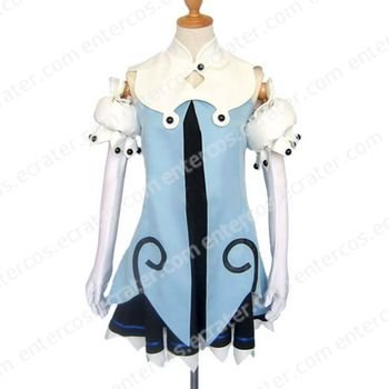 Kiddy Grade Lumiere Cosplay Costume any size