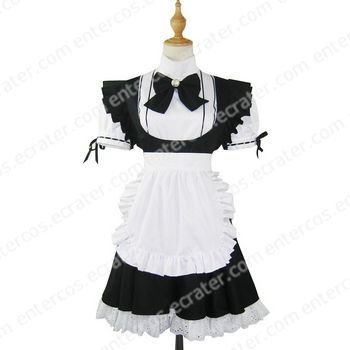 Maid Cosplay Costume  2 any size