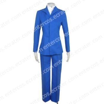 Majin Tantei N�gami Neuro Cosplay Costume  any size
