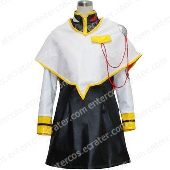 Martian Successor Nadesico Captain Cosplay Costume  any size