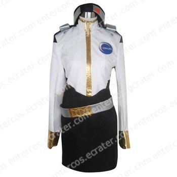 Mobile Battleship Nadesico Ruri Hoshino Cosplay Costume any size