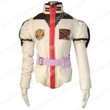 Mobile Suit Gundam 0083 Stardust Memory Kou Uraki Cosplay Costume any size
