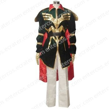 Mobile Suit Gundam ZZ Uniform Cosplay Costume any size