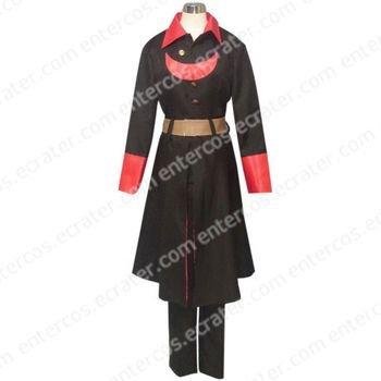 Nisio Isin Ningen Series Zerozaki Hitosiki Cosplay Costume any size