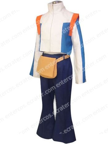 Puyo Pop Fever Sig Cosplay Costume any size