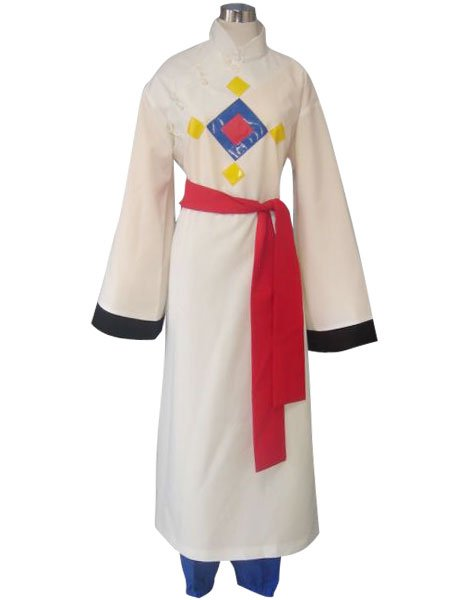 Ranma  Mousse Cosplay Costume any size