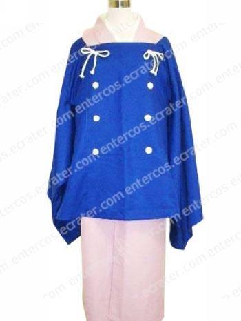 Rurouni Kenshin Meiji Swordsman Romantic Story Takani Megumi Cosplay Costume any size