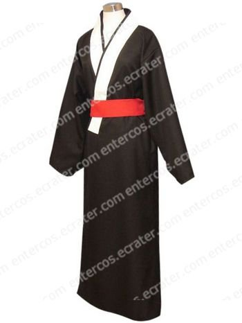 Samurai Deeper Kyo Cosplay Costume any size