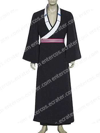Samurai Deeper Kyo Demon Eyes Kyo Cosplay Costume any size