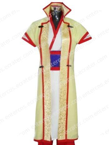 Samurai Deeper Kyo Sanada Yukimura Cosplay Costume any size