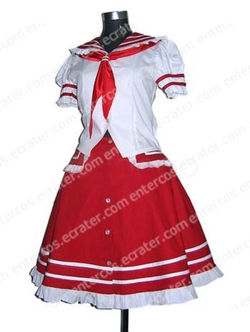 School Uniform Cosplay Costume  any size