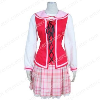Strawberry Panic! Cosplay Costume any size