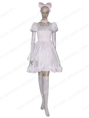 Tsukuyomi Moon Hazaki Luna Cosplay Costume  any size