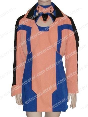 Xenosaga I Shion Uzuki Vector Cosplay Costume any size