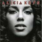 ALICIA KEYS  AS I AM  CD 2007