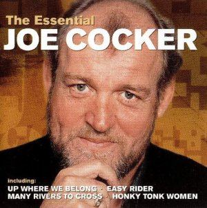 THE ESSENTIAL JOE COCKER  CD 1995