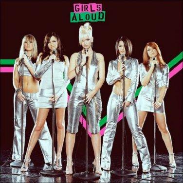 GIRLS ALOUD  SOUND OF THE UNDERGROUND  CD 2003