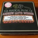 THE MAGICAL MUSIC OF ANDREW LLOYD WEBBER THREE CD PRESENTATION BOXED SET