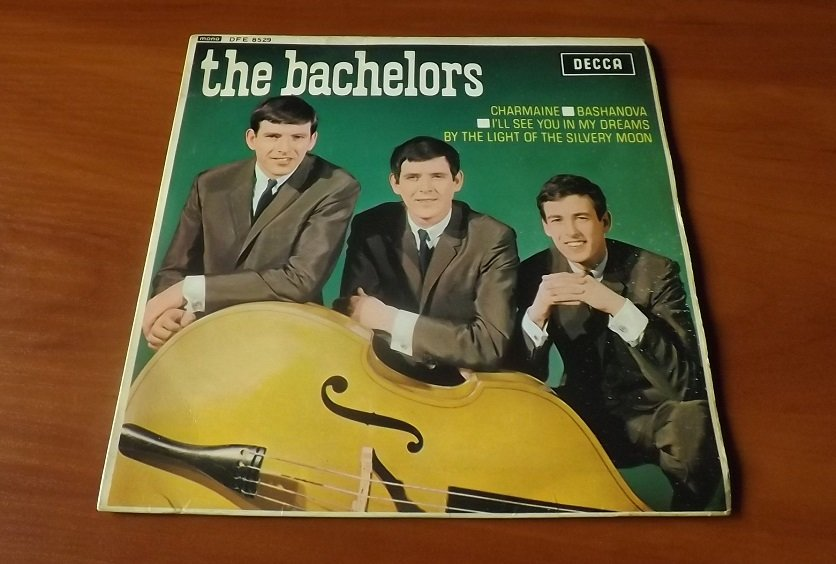 THE BACHELORS CHARMAINE EP DECCA RECORDS 1963