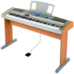 YAMAHA DGX-505 PIANO 88 KEY PIANO DIGITAL KEYBOAR+STAND