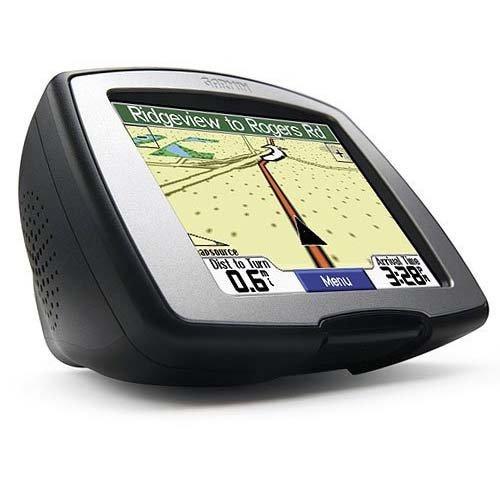 GARMIN STREETPILOT C320 GPS V7 MAP TALKING + BONUS CASE