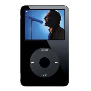Black Apple iPod Video 30GB MP3 Player - 30 GB buySAFE