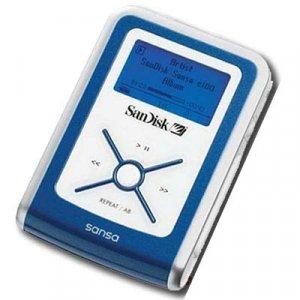 Sandisk Sansa e130 512MB MP3 Player - Expandable!
