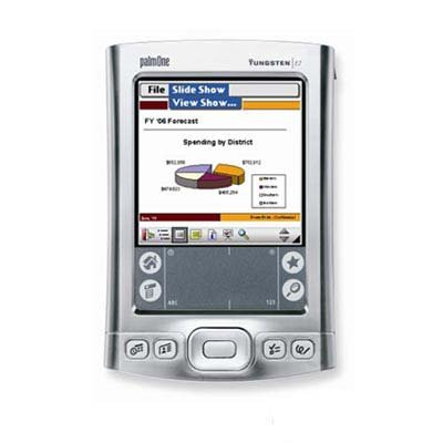 Palm Tungsten E2 32MB PDA + MP3 Player buySAFE
