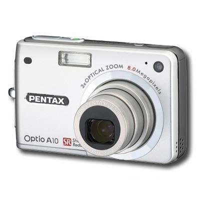 Pentax Optio A10 8 MP 3x Optical Digital Camera