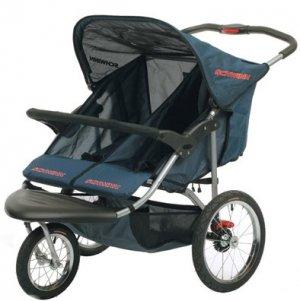 Sport Double Baby Jogging Stroller SCHWINN SC905