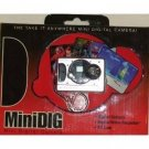 MiniDig MDC10 Keychain Digital Camera by Feldstein