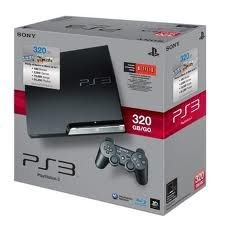 Jailbroken PS3 slim 320GB