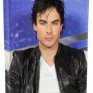 Vampire Diaries Damon Salvatore (5) Canvas Print 20 x 24 (Print Run Limited to 50)