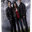 Vampire Diaries Main Characters (6) Canvas Print 12 x 16 (Print Run Limited to 50)
