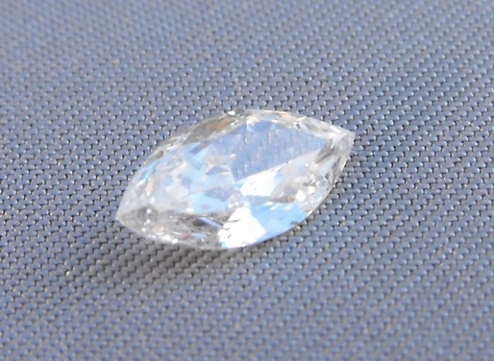 Natural Marquise F SI1 Diamond .58cts