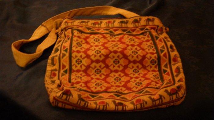 Druze Woven Tote Bag