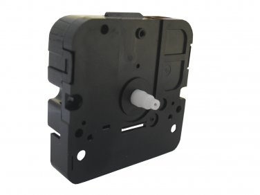 NEW Snap-In Clock Movement - Choose a Size (MTW-40)
