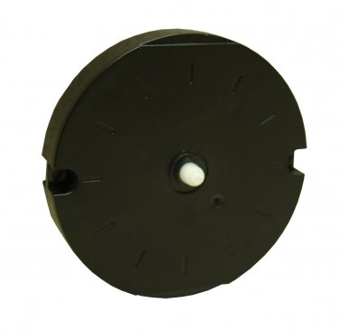 NEW Slim Micro Mini Round Clock Movement with Alarm (MYA-129)