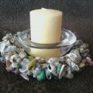 Seashell Votive Candle Holder