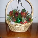 Jingle Bells Christmas Basket