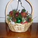 Jingle Bells Christmas Basket