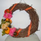 Fall Fest Wreath